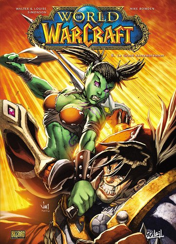 World of Warcraft, Tome 8