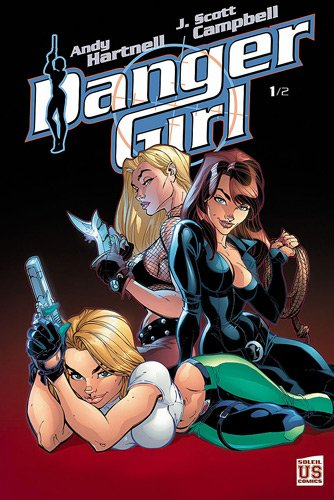Danger Girl, Tome 1 :