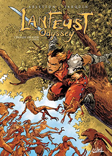 Lanfeust Odyssey, Tome 2