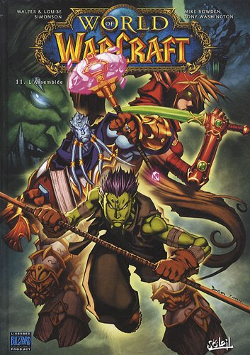 World of Warcraft, Tome 11