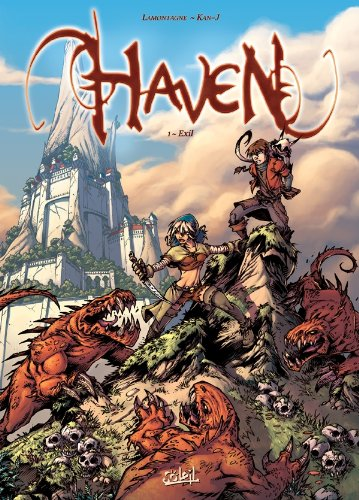 Haven, Tome 1