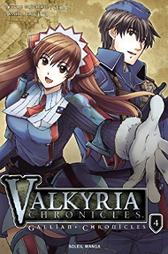 Valkyria Chronicles - Gallian Chronicles, Tome 4 :