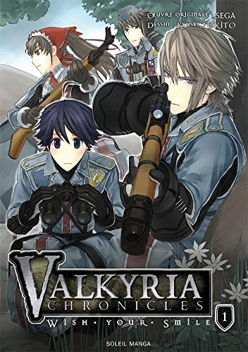 Valkyria chronicles, Tome :