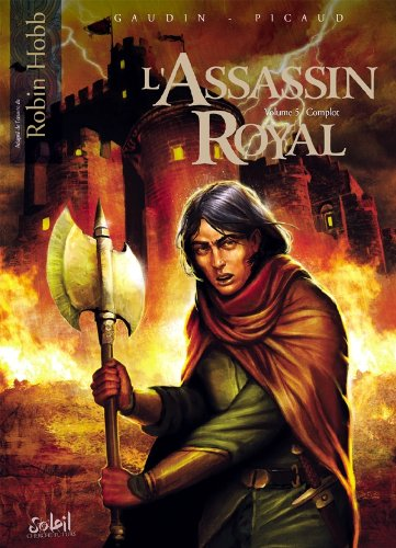 L'Assassin royal, Tome 5