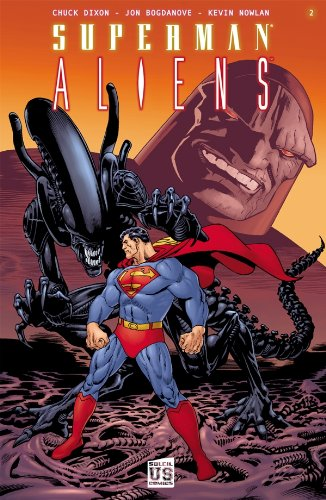 Superman vs Aliens, Tome 2 :
