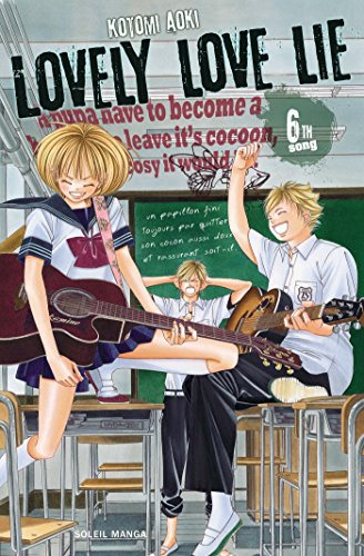 Lovely love lie, Tome 6 :
