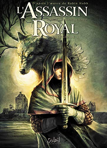 L'Assassin royal, Tome 1 à 4 :