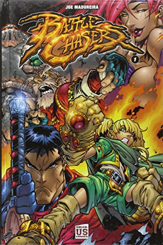 Battle chasers tome 1