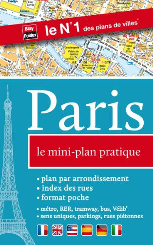 Paris, le mini-plan pratique