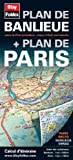 Banlieue + Plan de Paris