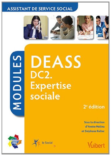 Formation DEASS (assistant du service social) - DC2 expertise sociale - itinerire pro - Modules