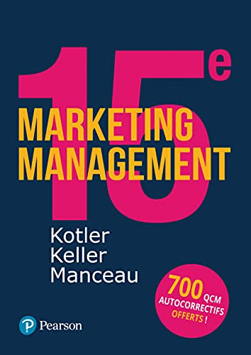 Marketing management |