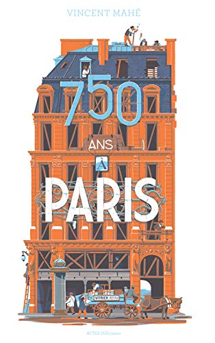 750 ans à Paris |