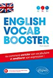 English vocab booster | Jacquelin, Pascal. Auteur