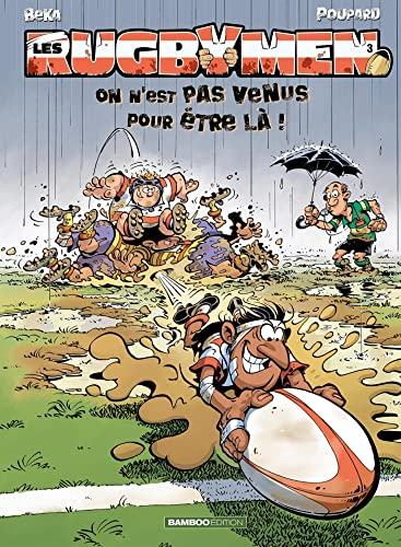 Les Rugbymen, Tome 3