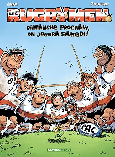 Les Rugbymen, Tome 4