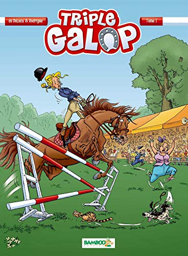 Triple galop, Tome 1
