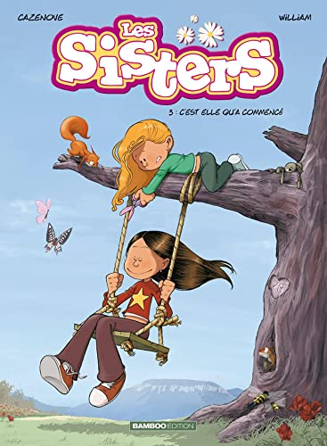 Les Sisters, Tome 3