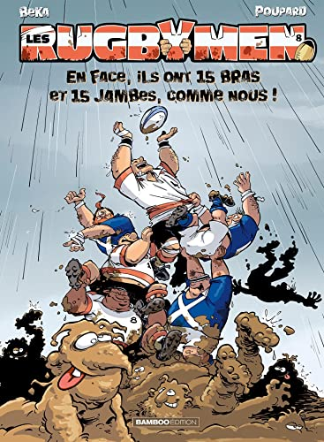 Les Rugbymen, Tome 8
