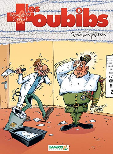 Les Toubibs, Tome 8