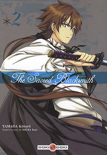 The Sacred Blacksmith, Tome 2 :