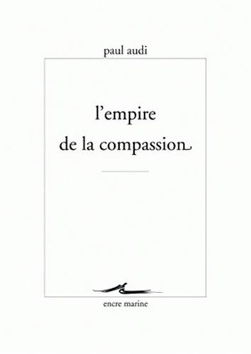 L'empire de la compassion