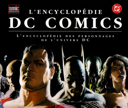 Encyclopédie Dc Comics