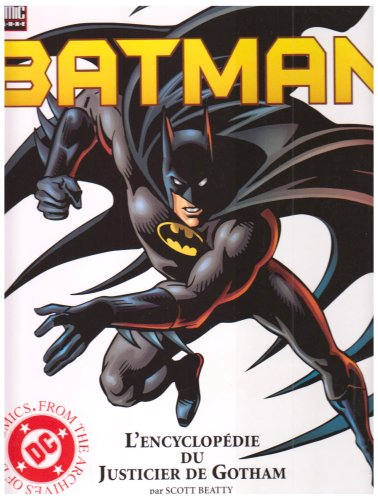 Encyclopédie Batman
