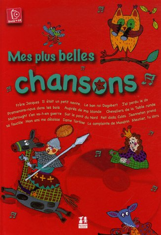 Mes plus belles chansons : Volume rouge (1CD audio)