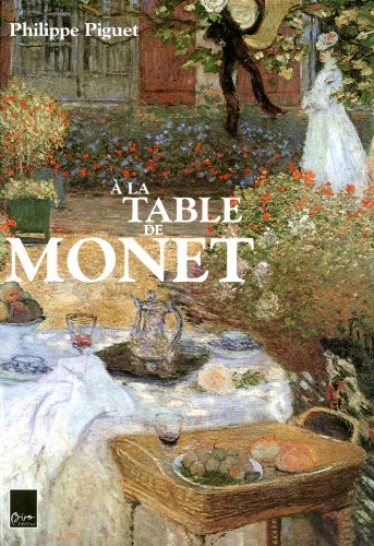 A la table de Monet