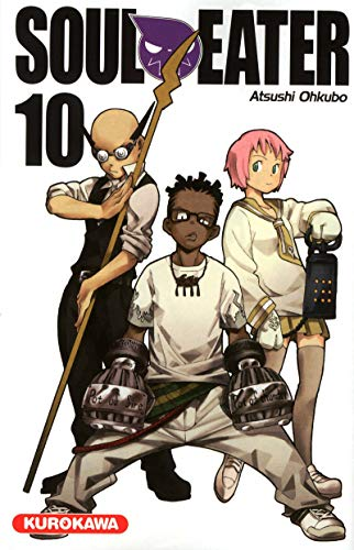 Soul eater, Tome 10