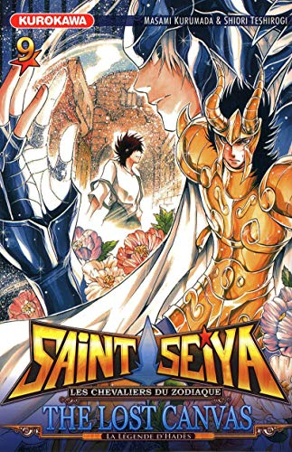 Saint Seiya - The Lost Canvas, Tome 9