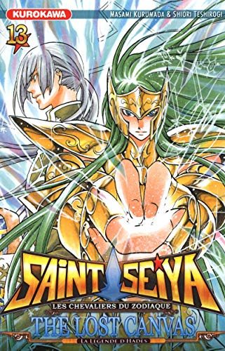 Saint Seiya - The Lost Canvas, Tome 13