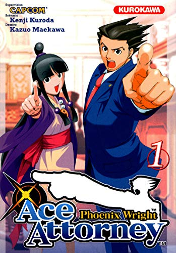 Phoenix wright : ace attorney, Tome 1 :