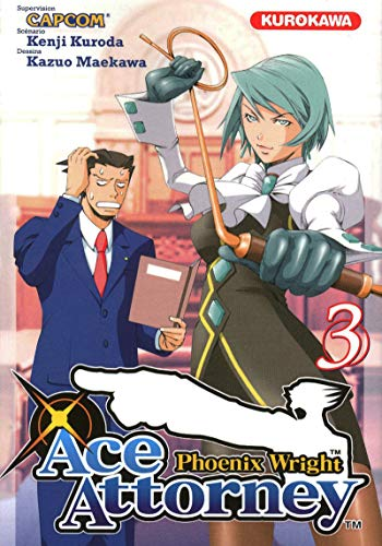 Phoenix wright : ace attorney, Tome 3 :