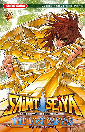 Saint Seiya : The Lost Canvas, tome 17