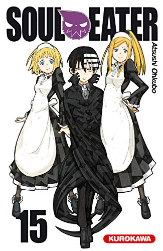 Soul eater, Tome 15