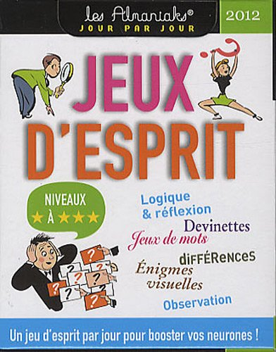 Jeux d'esprit 2012