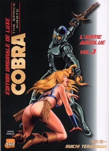 Cobra Edition originale LŽarme absolue T03