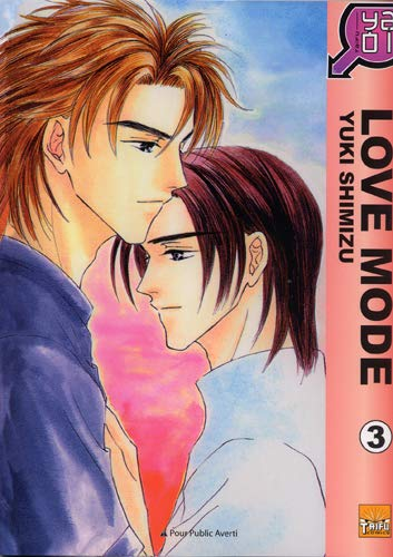 Love mode, Tome 3