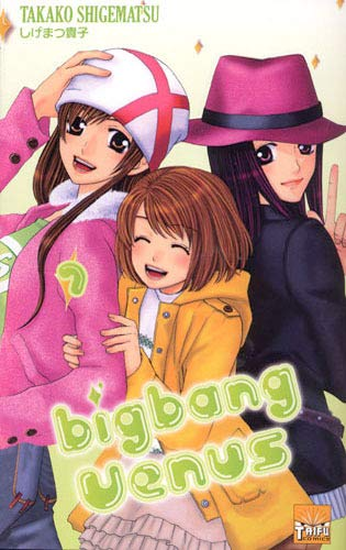 Big Bang Vénus T07