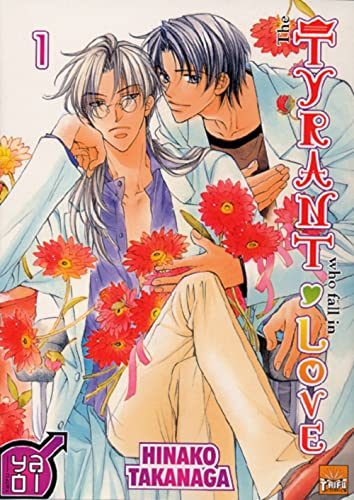The Tyrant Who Fall in Love Vol.1
