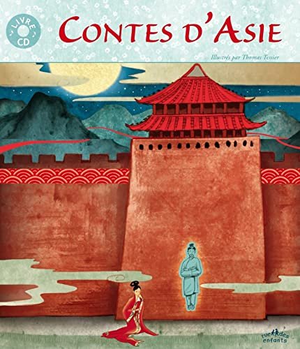 Contes d'Asie (1CD audio)