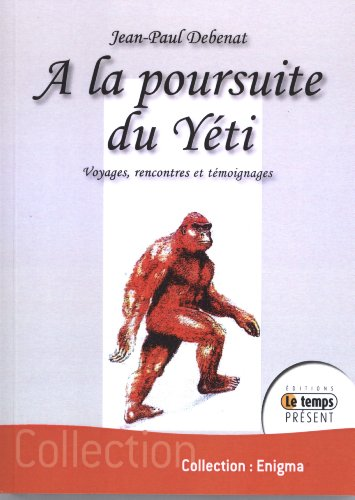 A la Poursuite du Yeti
