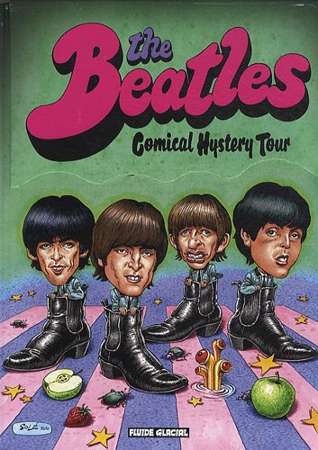 The Beatles : Comical Hystery Tour