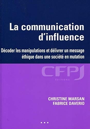La communication d'influence
