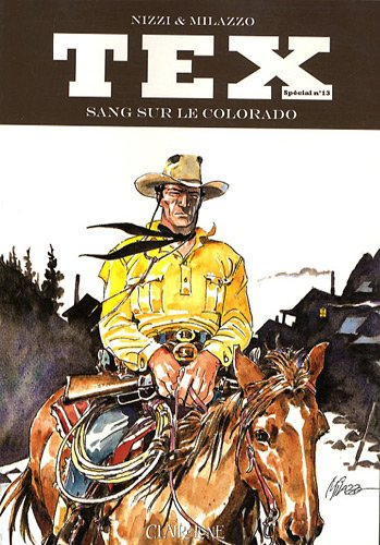 Tex, Tome 13 : Sang sur le Colorado