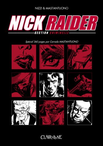 Nick Raider, Tome 74, 121, Sp.n°8 :
