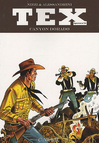 Tex, Tome 20 : Canyon Dorado