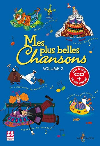 Mes plus belles chansons : Volume 2 (1CD audio)